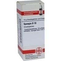 SPONGIA D10, 10 G, Dhu-Arzneimittel GmbH & Co. KG