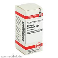 STANNUM MET D30, 10 G, Dhu-Arzneimittel GmbH & Co. KG