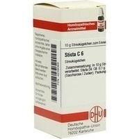 STICTA C 6, 10 G, Dhu-Arzneimittel GmbH & Co. KG