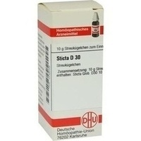 STICTA D30, 10 G, Dhu-Arzneimittel GmbH & Co. KG