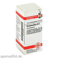 STROPHANTHUS D 6, 10 G, Dhu-Arzneimittel GmbH & Co. KG