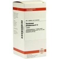 STRYCHNINUM PHOS D12, 200 ST, Dhu-Arzneimittel GmbH & Co. KG