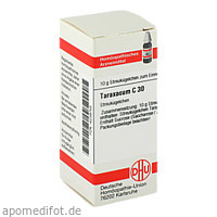 TARAXACUM C30, 10 G, Dhu-Arzneimittel GmbH & Co. KG