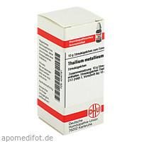 THALLIUM MET D12, 10 G, Dhu-Arzneimittel GmbH & Co. KG