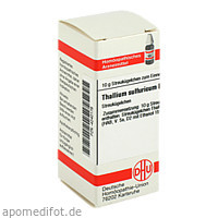 THALLIUM SULF D 6, 10 G, Dhu-Arzneimittel GmbH & Co. KG