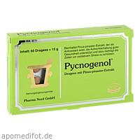 Pycnogenol Kiefernrindenextrakt Pharma Nord, 60 ST, Pharma Nord Vertriebs GmbH