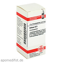 URTICA D 3, 10 G, Dhu-Arzneimittel GmbH & Co. KG