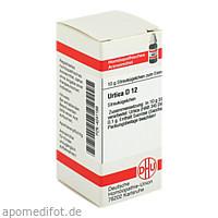 URTICA D12, 10 G, Dhu-Arzneimittel GmbH & Co. KG