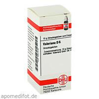 VALERIANA D 6, 10 G, Dhu-Arzneimittel GmbH & Co. KG