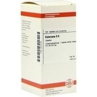 VALERIANA D 6, 200 ST, Dhu-Arzneimittel GmbH & Co. KG