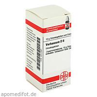 VERBASCUM D 6, 10 G, Dhu-Arzneimittel GmbH & Co. KG