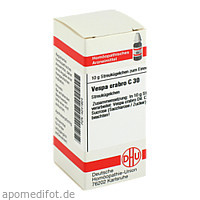 VESPA CRABRO C30, 10 G, Dhu-Arzneimittel GmbH & Co. KG