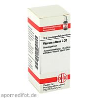 VISCUM ALB C30, 10 G, Dhu-Arzneimittel GmbH & Co. KG