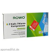 ROEWO Kalt-/Warm-Kompresse(2Stück)m. Klettbandage, 1 P, Ferdinand Eimermacher GmbH & Co. KG