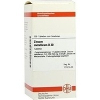 ZINCUM MET D30, 200 ST, Dhu-Arzneimittel GmbH & Co. KG