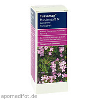 TUSSAMAG HUSTENSAFT N ZUFR, 175 G, ratiopharm GmbH