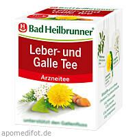 Bad Heilbrunner Leber- und Galletee, 8X1.75 G, Bad Heilbrunner Naturheilm. GmbH & Co. KG