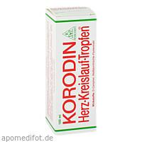 KORODIN HERZ KREISLAUF TRO, 100 ML, Robugen GmbH Pharmazeutische Fabrik