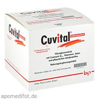 Cuvital Flüssigkonzentrat, 25X25 ML, Köhler Pharma GmbH
