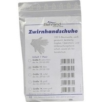 ZWIRNHANDSCHUHE KLEIN, 2 ST, Willy Behrend GmbH + Co. KG