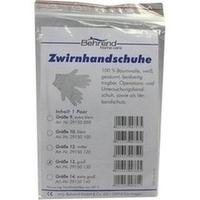 ZWIRNHANDSCHUHE GROSS, 2 ST, Willy Behrend GmbH + Co. KG