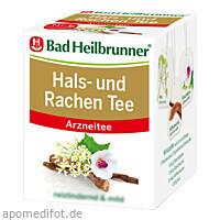 Bad Heilbrunner Hals- und Rachen Tee, 8X1.75 G, Bad Heilbrunner Naturheilm. GmbH & Co. KG