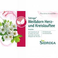 Sidroga Weißdorn Herz-und Kreislauftee, 20X1.5 G, Sidroga Gesellschaft Für Gesundheitsprodukte mbH