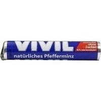 VIVIL NAT PFEFFERM O Z ROL, 1 ST, Abc Apotheken-Bedarfs-Contor GmbH
