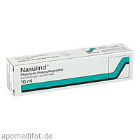 Nasulind Pflanzliche Nasenpflegesalbe, 10 ML, Steierl-Pharma GmbH