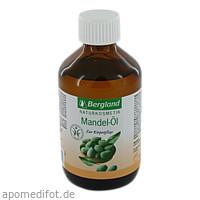 Mandel Öl, 250 ML, Bergland-Pharma GmbH & Co. KG