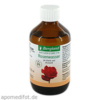 Rosenwasser, 250 ML, Bergland-Pharma GmbH & Co. KG