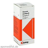 SYNERGON KOMPL CINERARIA MARITIMA N Nr.2, 50 ML, Kattwiga Arzneimittel GmbH