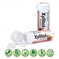 MIRADENT XYLITOL GUM ZIMT, 30 ST, Hager Pharma GmbH