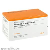 MUCOSA COMP, 50 ST, Biologische Heilmittel Heel GmbH