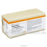 RAUWOLFIA COMP, 50 ST, Biologische Heilmittel Heel GmbH