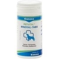 PETVITAL MINERAL TABS VET, 50 ST, Canina Pharma GmbH