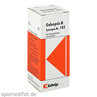 Synergon Kompl Galeopsis N Nr. 141, 20 ML, Kattwiga Arzneimittel GmbH