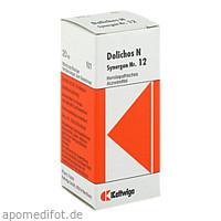 Synergon Kompl Dolichos N Nr.12, 20 ML, Kattwiga Arzneimittel GmbH