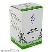 Biochemie 1 Calcium fluoratum D 6, 500 ST, Bombastus-Werke AG