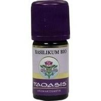 Basilikum Bio, 5 ML, Taoasis GmbH Natur Duft Manufaktur