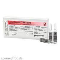 EUCAL GASTREU R6 INJEKT, 10X2 ML, Dr.Reckeweg & Co. GmbH