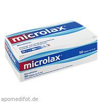 Microlax Klistiere, 50 ST, Emra-Med Arzneimittel GmbH