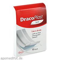 Draco Plast Soft Pflaster 1mx6cm, 1 ST, Dr. Ausbüttel & Co. GmbH