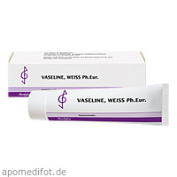 VASELINE WEISS, 100 ML, Bombastus-Werke AG