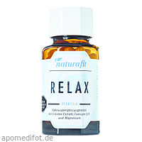 Naturafit Relax, 75 ST, Naturafit GmbH