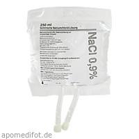Isotonische Natriumchlorid-Lösung, 250 ML, Serumwerk Bernburg Vertriebs GmbH