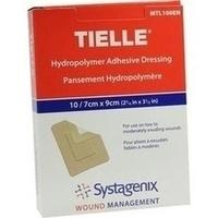 TIELLE HYDRO VERBAND STERIL 7x9cm, 10 ST, Emra-Med Arzneimittel GmbH