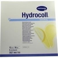 Hydrocoll Sacral Wundverband 12x18cm, 5 ST, Bios Medical Services GmbH