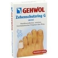 GEHWOL Polymer-Gel Zehenschutzring G mini, 2 ST, Eduard Gerlach GmbH