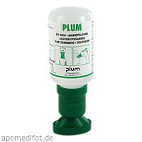 PLUM-Natriumchlorid-Augenspüllösung m.Augenschale, 200 ML, Westrup International E.K.